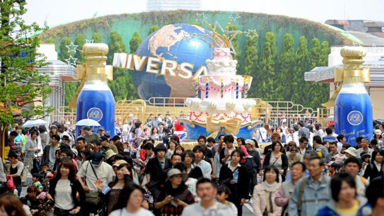 Universal Studios Japan operator to construct new theme parks
