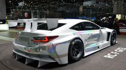 2014 Geneva Auto Show : Lexus RC F GT3 Racing Concept is green-flag ready