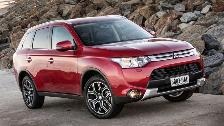 Mitsubishi Outlander Pricing and specifications Update
