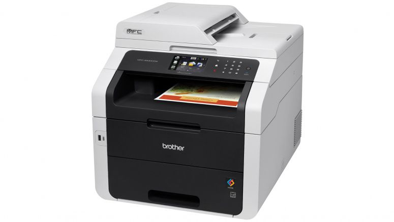 Brother MFC-9330CDW All-In-One Colour Duplex Laser Printer