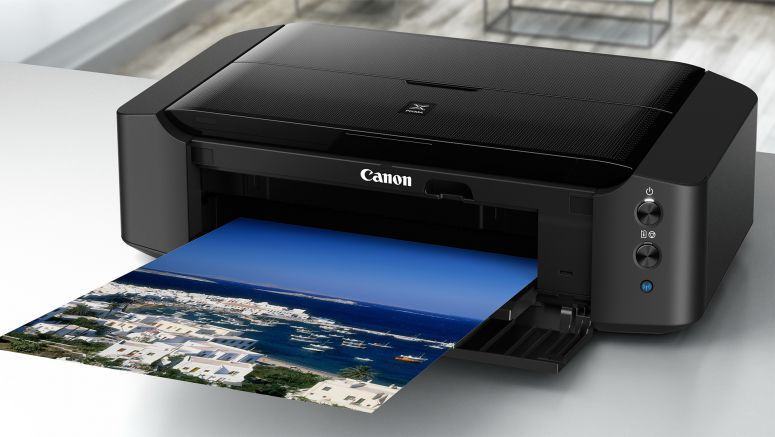 Canon PIXMA iP8750 inkjet printer