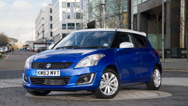 Suzuki Swift SZ-L : Special Edition Swift On Sale March 2014
