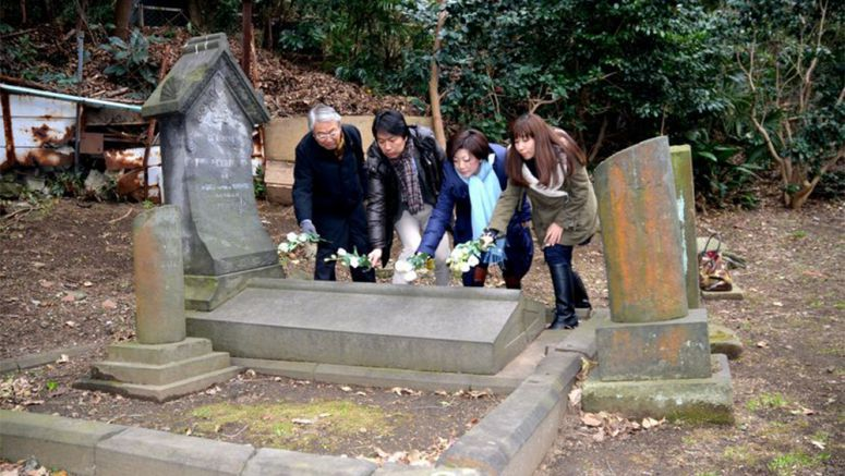 Financial help sought to preserve Yokohama Foreign General Cemetery
