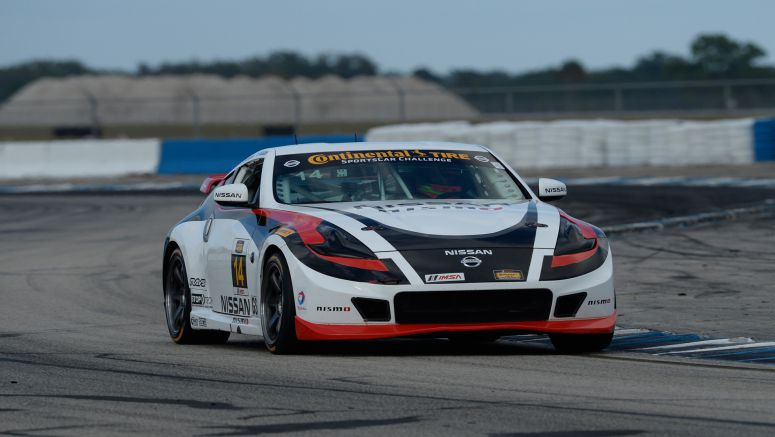 Doran 370Z qualifies 9th for Sebring Continental SportsCar Challenge Race