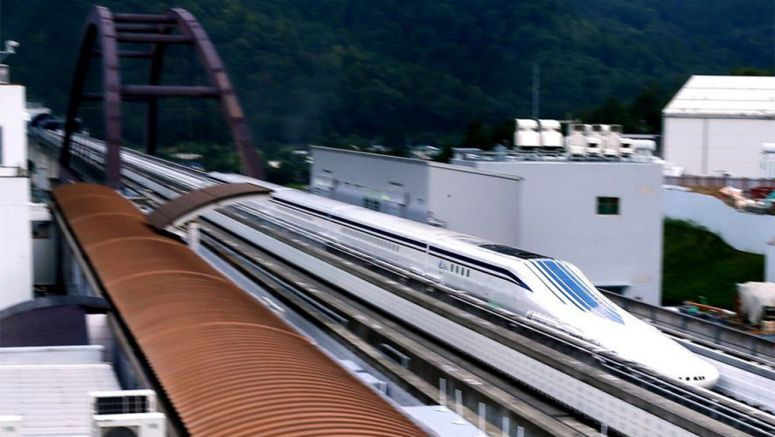 JR Tokai to invite public on high-speed maglev train test runs