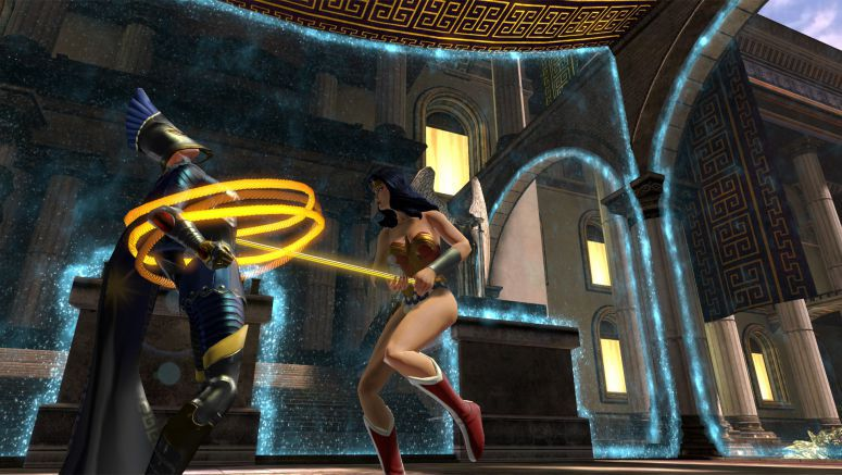 Sony New DC Universe Online DLC: Amazon Fury Part I
