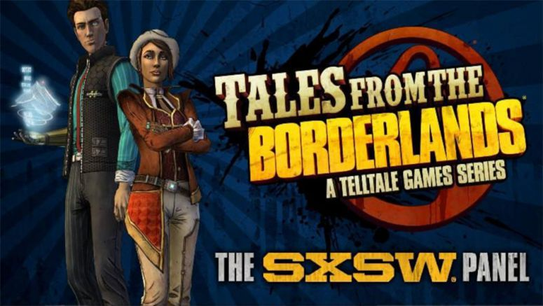 Sony Tales from the Borderlands Detailed at SXSW