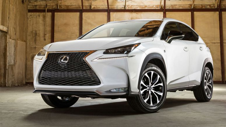 2015 Lexus NX Launches With Marque's First Turbo Powertrain