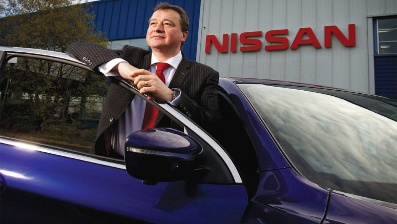 Nissan Chief Information Officer Scoops First Place in UK's Annual CIO Top 100 List