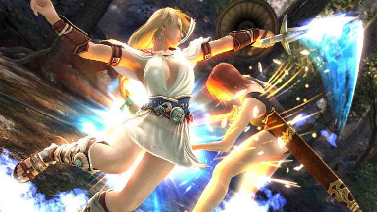 Sony : Soulcalibur: Lost Swords Out Today on PS3