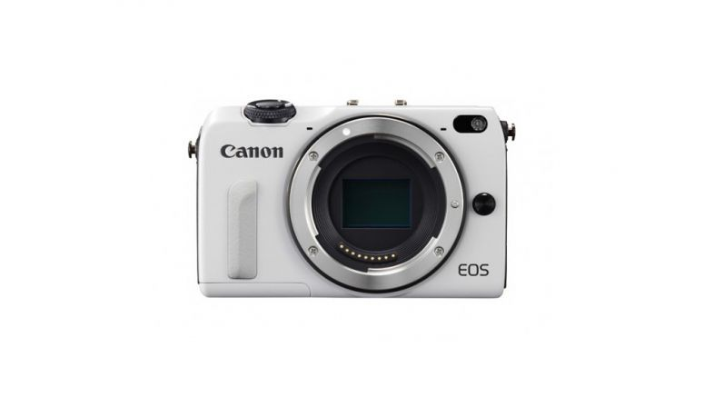 The Canon EOS M is the only mirrorless camera to come