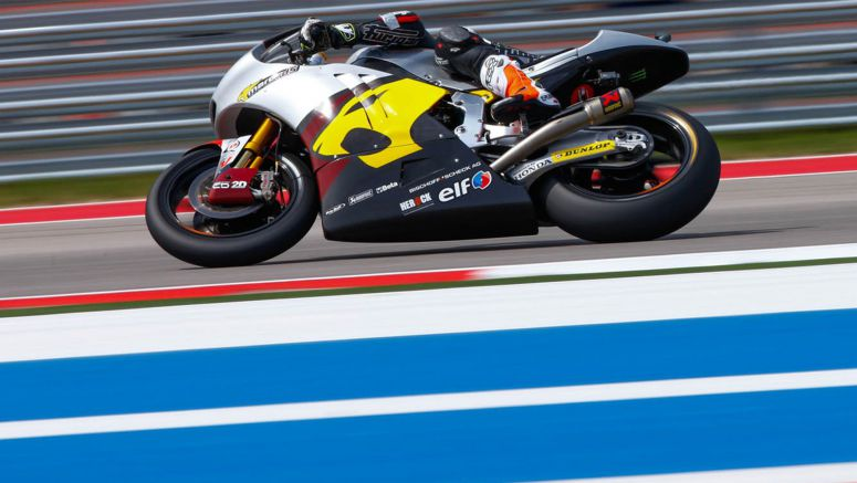 Honda Moto2 : Late dash gives Rabat pole in Texas