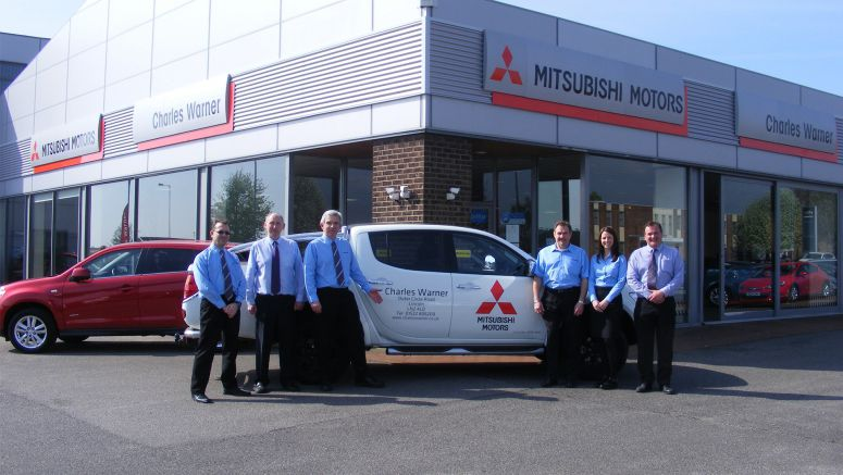 New Mitsubishi Dealership Opens For Business In Lincoln