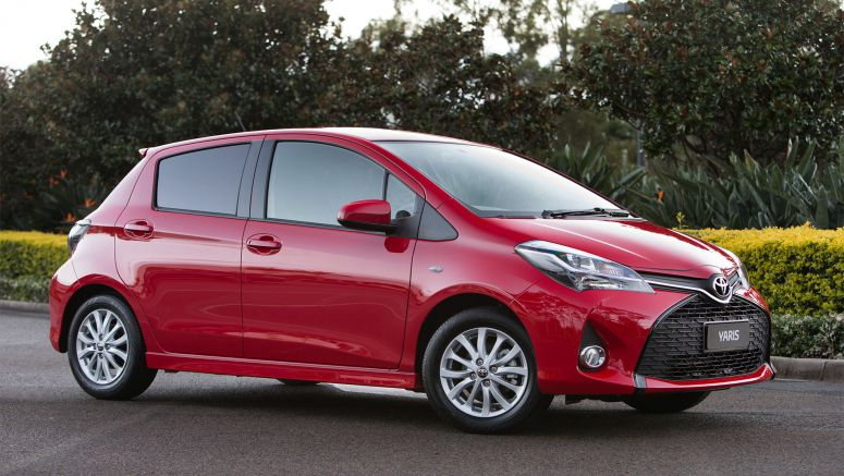 Toyota : New Era For Toyota Yaris Hatch