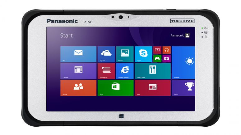 Panasonic Toughpad FZ-M1 is the right tool for so many jobs