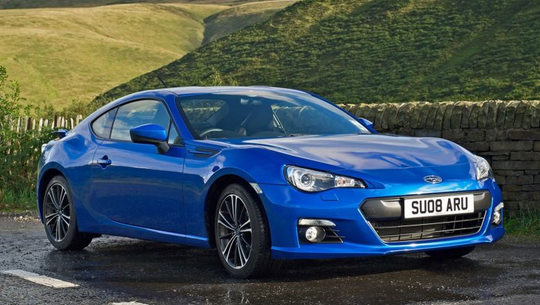 Subaru Cuts £2500 Off BRZ's Starting Price in the UK on Currency Exchange Improvements