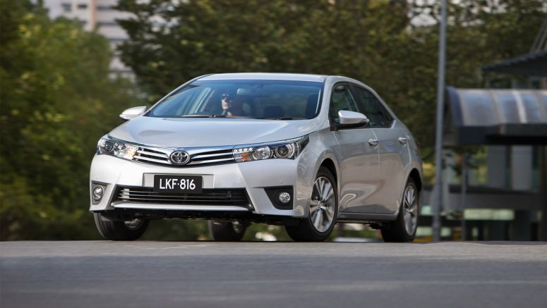 Toyota Corolla Marches To Top Of The Charts