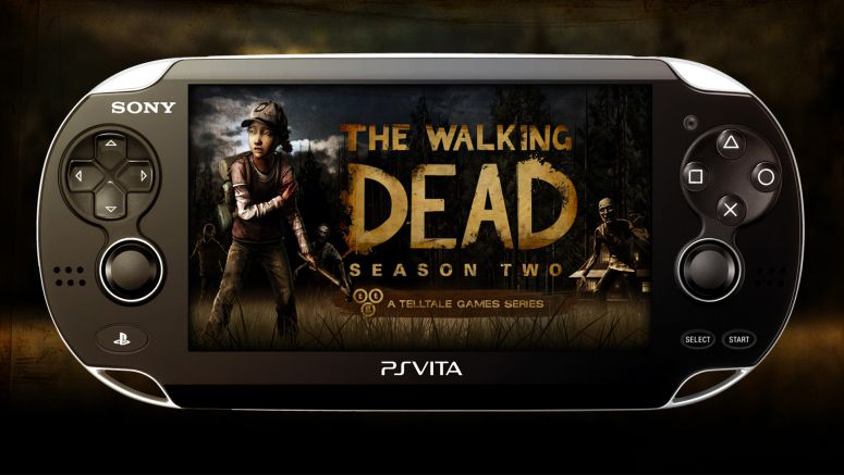 Sony : The Walking Dead: Season Two Coming to PS Vita Tuesday