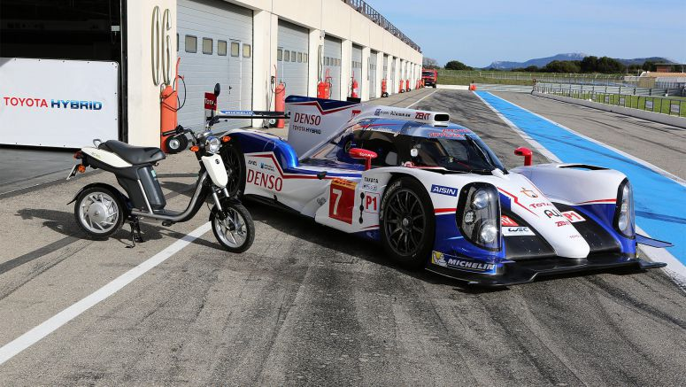 Yamaha Motor Europe and TOYOTA Racing prepare for Le Mans challenge