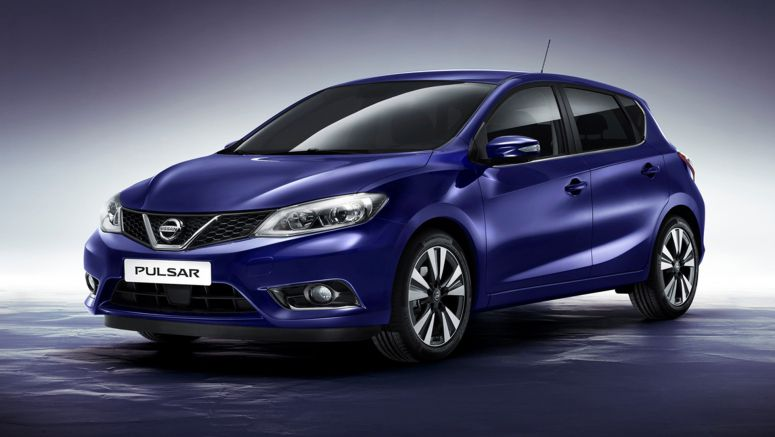 New Nissan Pulsar marks brand's return to the European C-segment