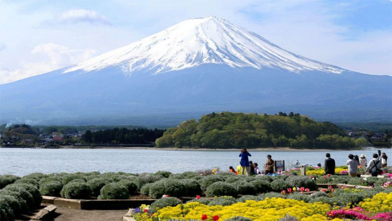 New 'Yama no Hi' holiday a time to celebrate the nation's mountains