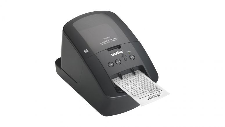 Brother Professional Address Label Printer with Wireless QL-720NW