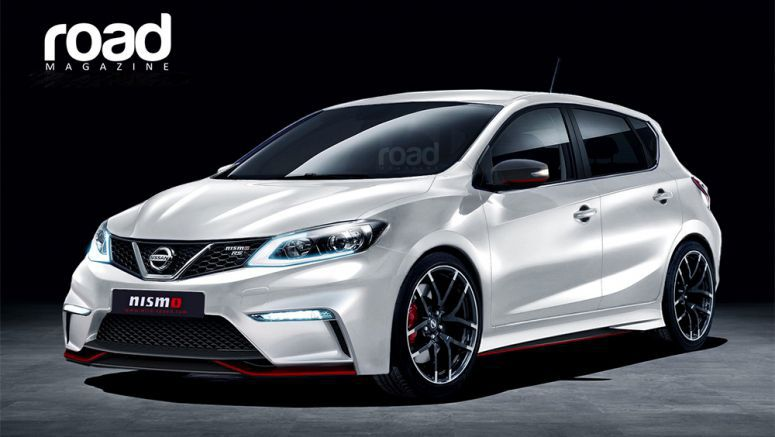 Nissan NISMO Variant of new Pulsar Euro Hatch