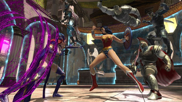 Sony : DC Universe Online: Amazon Fury Part I DLC Now Live