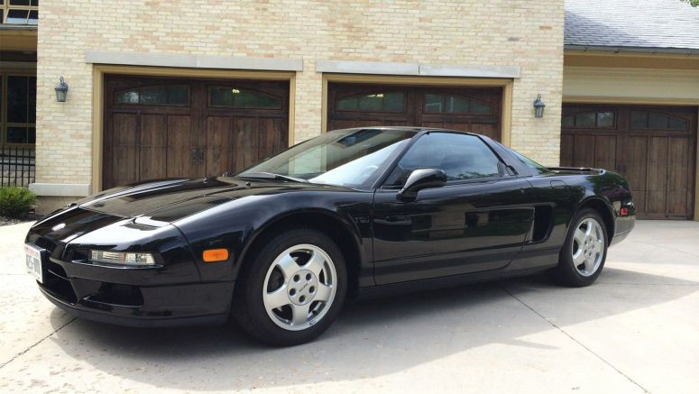 1992 Acura NSX with 2,209 Miles Looks as Good as New
