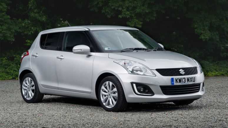 2015 Suzuki Swift Upgraded and Priced in the UK
