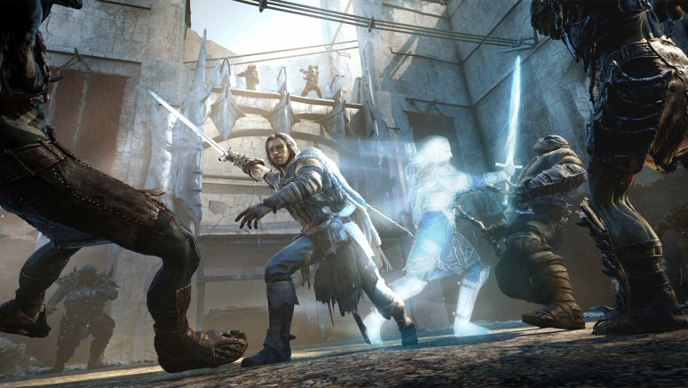 Sony Middle-earth: Shadow of Mordor Trailer Debuted at E3