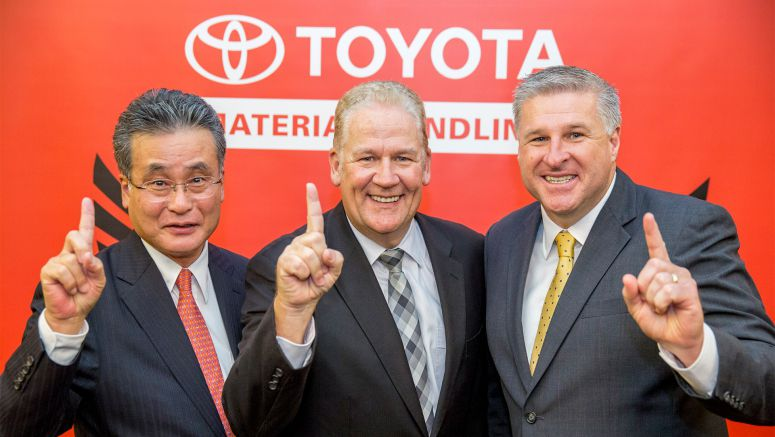 Toyota : Perth Is TMHA Branch Of The Year