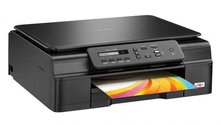 Brother Wireless Colour A4 Inkjet All-in-One DCP-J132W