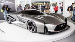 Goodwood Festival Of Speed : Nissan 2020 Gran Turismo Concept