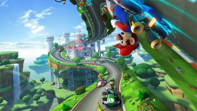 Mario Kart 8 Launch Boosts Wii U Sales by 666 Percent