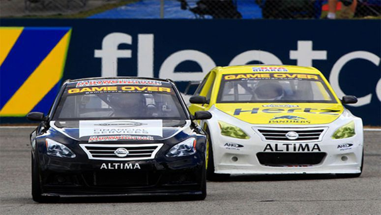 "VIDEO : Nissan Altima on track in Australia in ""pint-sized"" Aussie Racing Cars Super Series"