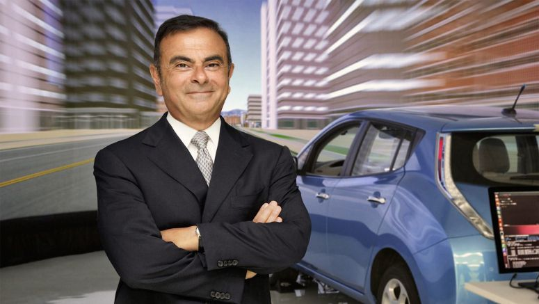 Nissan publishes sustainability report 2014