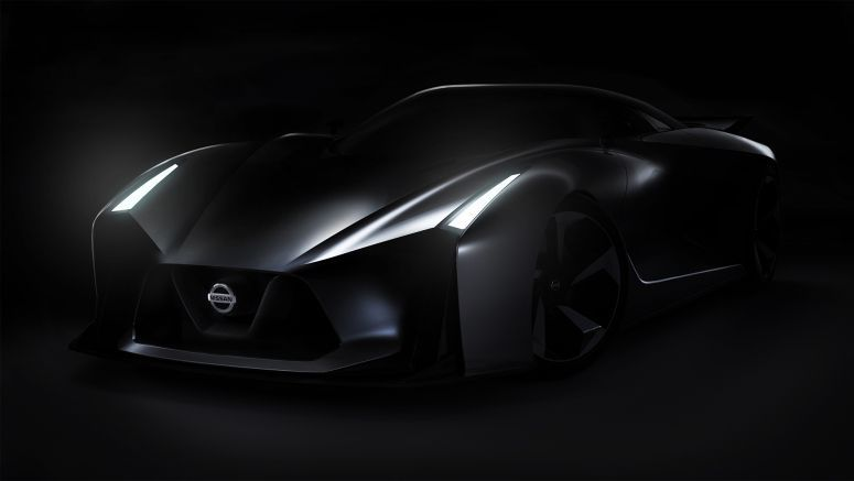 Teaser : Nissan to reveal the next chapter in its passion for performance