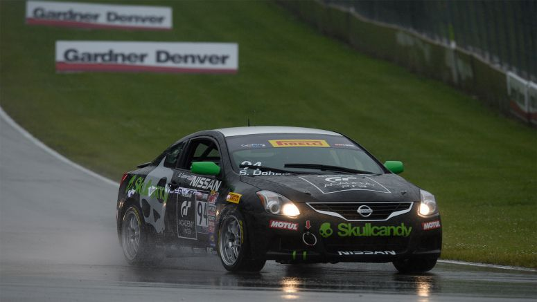 Nissan Altima and GT Academy champion Doherty win at Road America