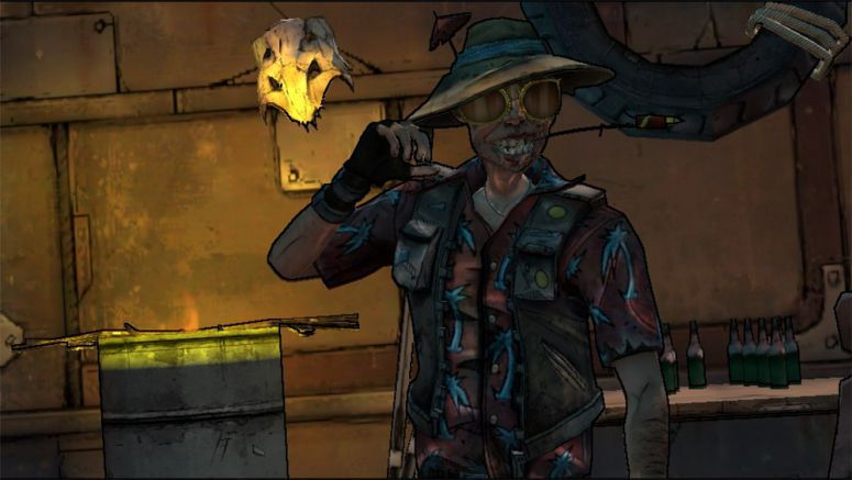 Sony : Borderlands 2 Vita Update Out Today, Improved Stability and Control