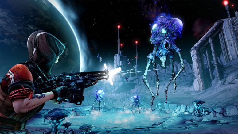 Sony : Borderlands: The Pre-Sequel Coming to PS3 October 14th