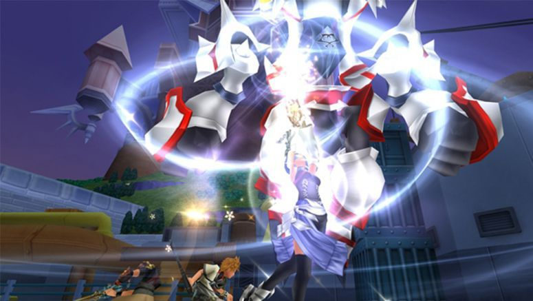 Sony : Kingdom Hearts HD 2.5 ReMIX Coming December 2nd to PS3