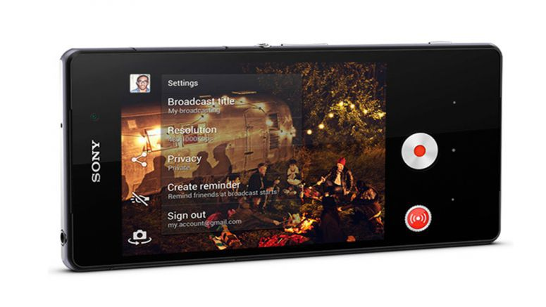 Introducing Live on YouTube by Sony Xperia