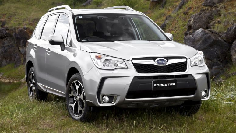 Subaru introduces capped-price servicing in Australia