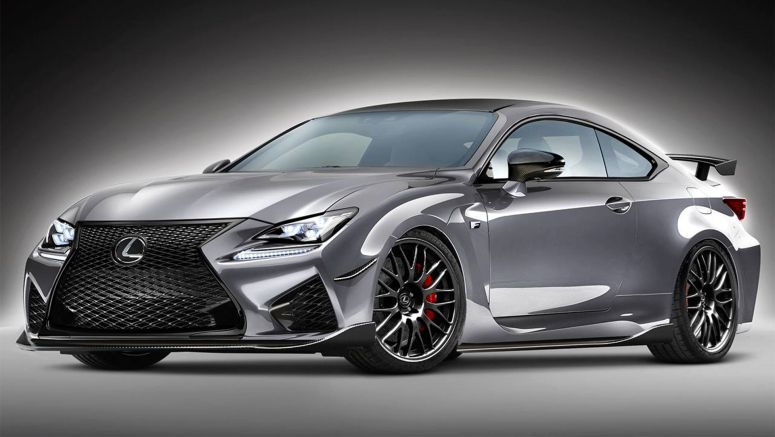 600 Horsepower Twin-Turbo Lexus RC FS Coupe