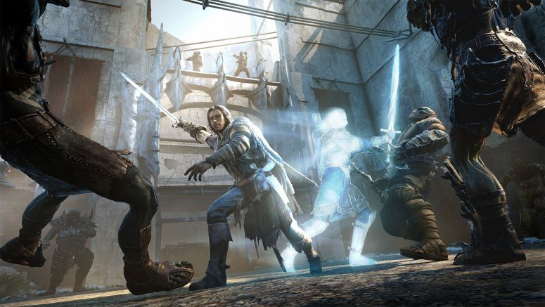 Sony : New Middle-earth: Shadow of Mordor Trailer – The Bright Master