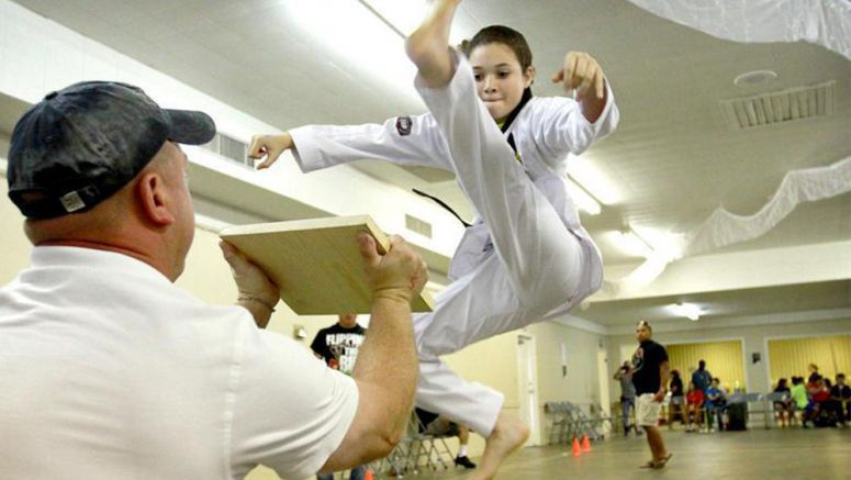 Chuck Norris inspires idea for karate tournament