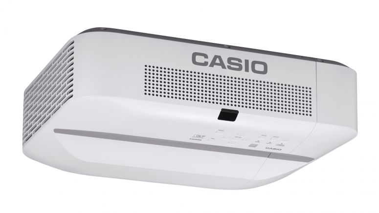 Casio New Ultra Short Throw Projector Honored with Prestigious Industry Award