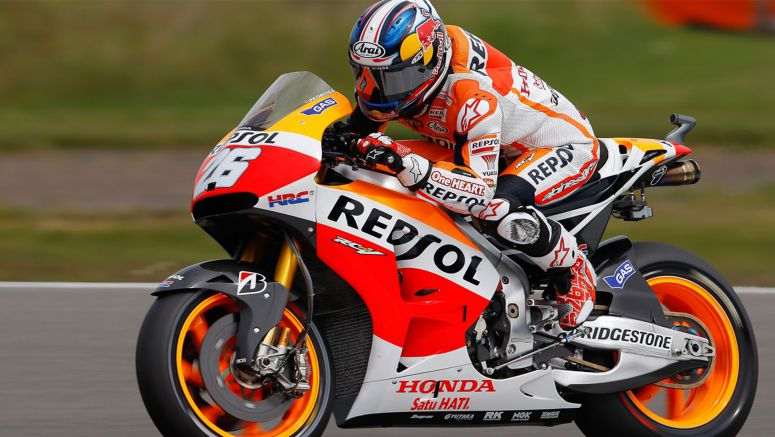 MotoGP : Honda Racing Corporation sign Pedrosa until end of 2016