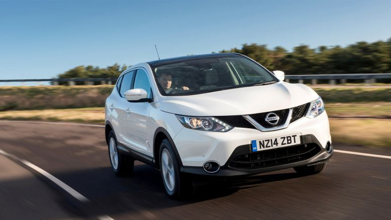 Nissan does the double at the Auto Express Awards